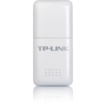 TP-Link TP-Link TL-WN723N Adaptador de red inalámbrica WLAN Mini USB Adaptador blanco