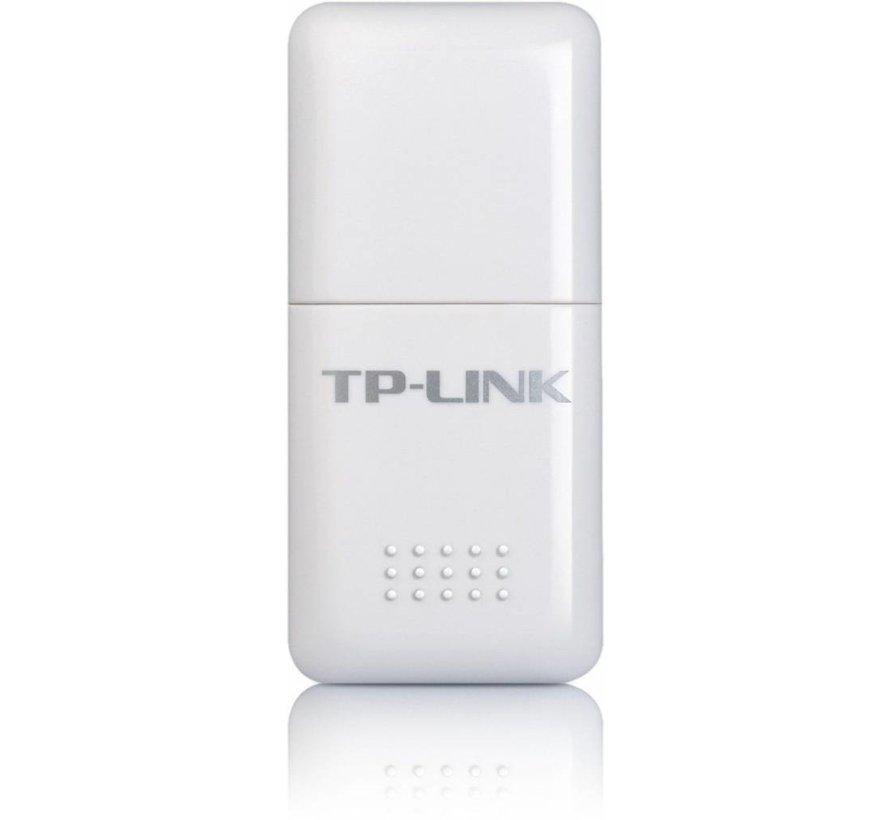 TP-Link TL-WN723N WLAN Netzwerkadapter Wireless Mini USB Adapter weiss