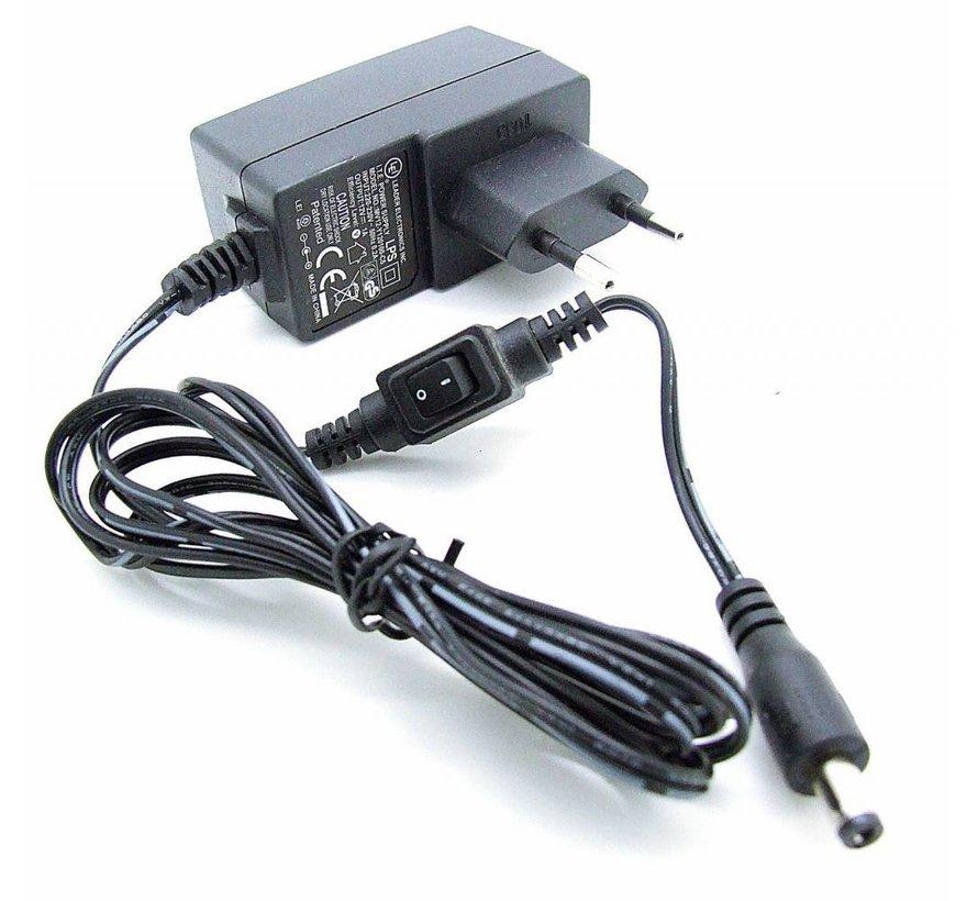 Original power supply I.T.E. MV12-Y120100-C5 12V 1A Power Supply Power Plug