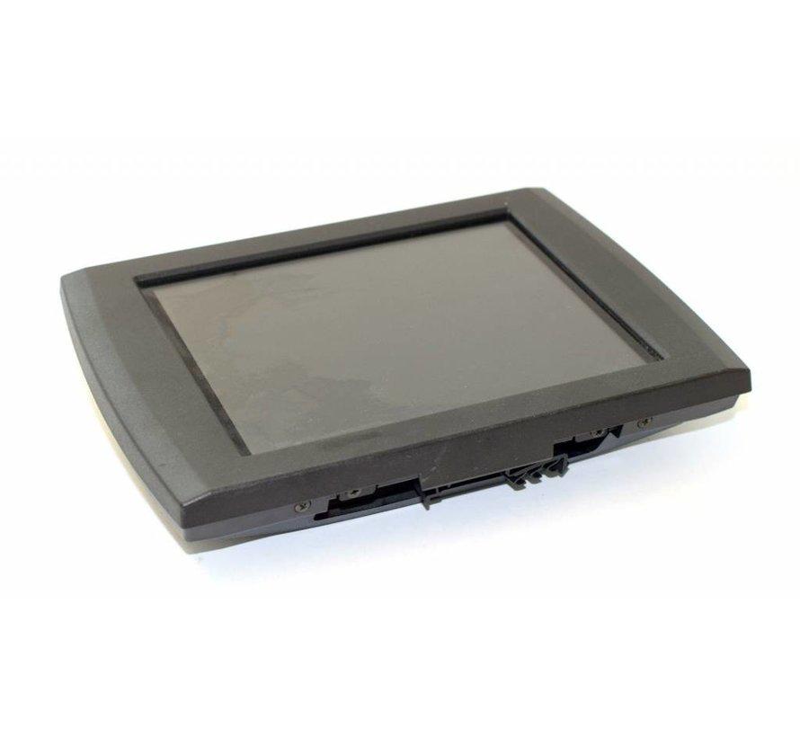 "Tipro TM-DUO-B00-C15 8"" USB Kundendisplay Customer Display mit Micro USB-Anschluss"
