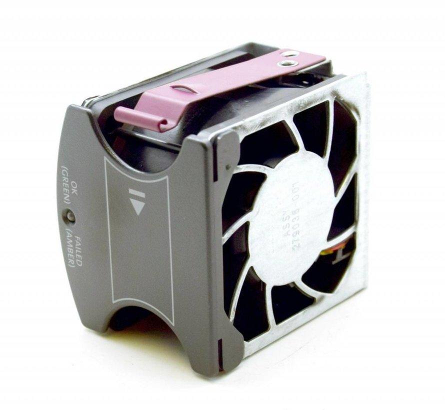 HP 279036-001 Ventilador del chasis para el ventilador de servidor DL380 G3 / G4 ML370 G4