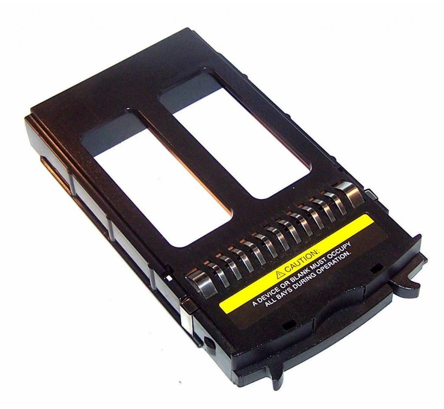 "HP Proliant DL380 G1 G2 G3 G4 3.5 ""Hard Drive Filler Caddy 349460-001"