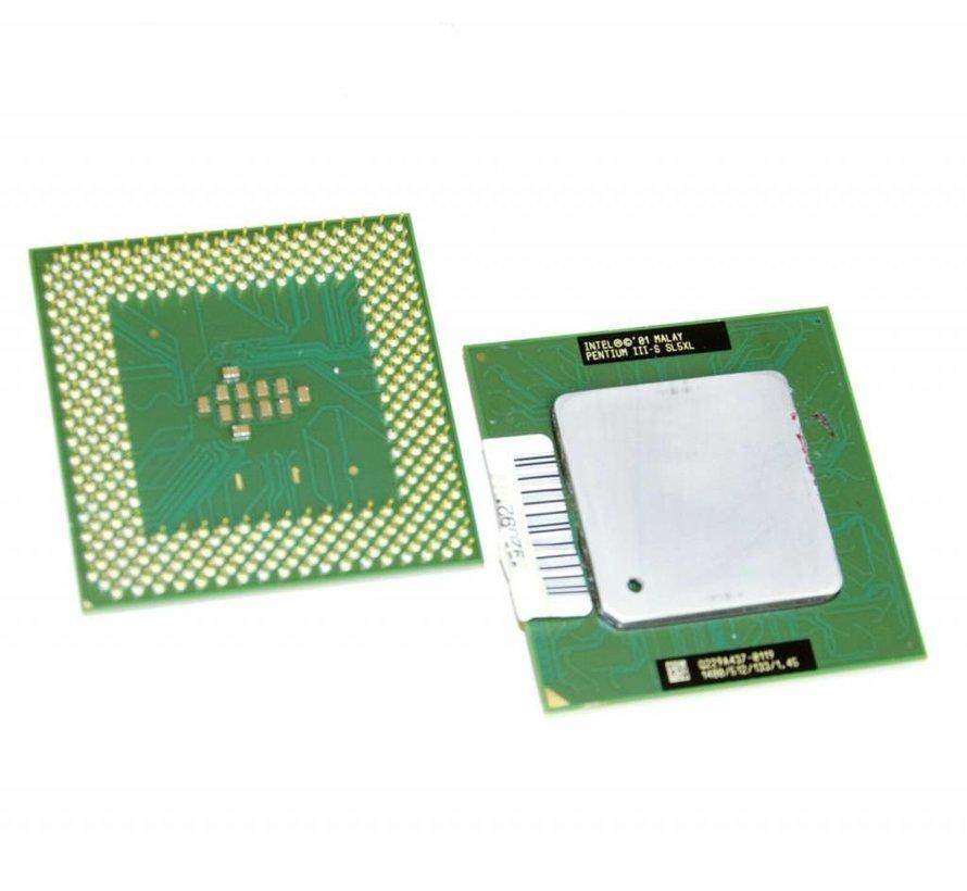INTEL PENTIUM 3 Tualatin P-IIIs 1400/512/133 / 1.45 SOCKET 370 SL5XL 1400 MHz CPU