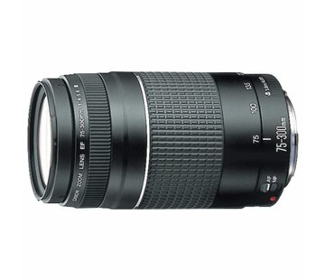 Canon Canon EF 75-300 mm F / 4-5.6 III Teleobjetivo zoom