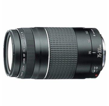 Canon Canon EF 75-300mm F / 4-5.6 III Telephoto zoom lens