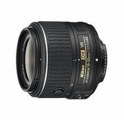 Nikon Nikon AF-S Nikkor DX 18-55 mm 1: 3.5-5.6G Lente VR II