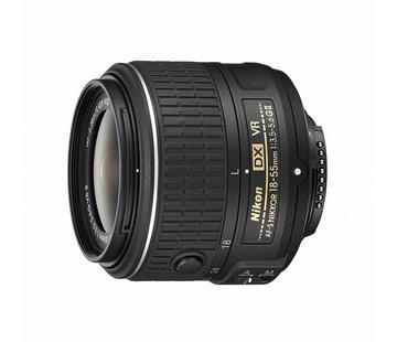 Nikon Nikon AF-S Nikkor DX 18-55mm 1: 3.5-5.6G VR II Lens
