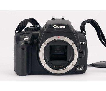 Canon Cámara digital Canon EOS 350D SLR (8 megapíxeles) solo para alojamiento