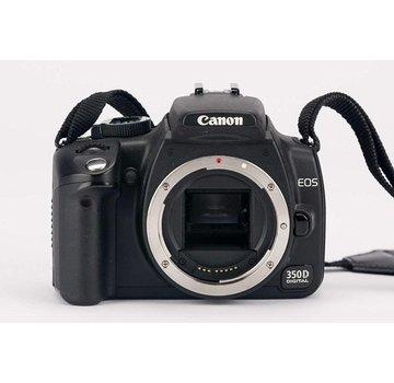 Canon Canon EOS 350D SLR-Digitalkamera (8 Megapixel) nur Gehäuse