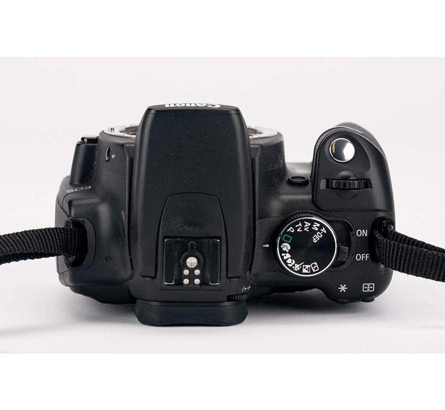 Canon EOS 350D SLR digital camera (8 megapixels) housing