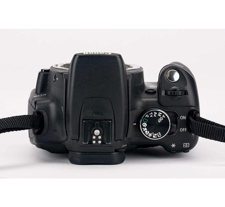 Canon EOS 350D SLR-Digitalkamera (8 Megapixel) nur Gehäuse