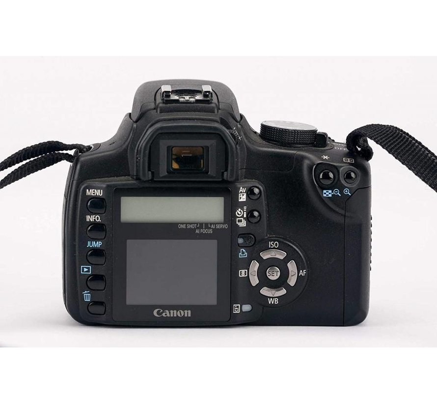 Canon EOS 350D SLR digital camera (8 megapixels) housing