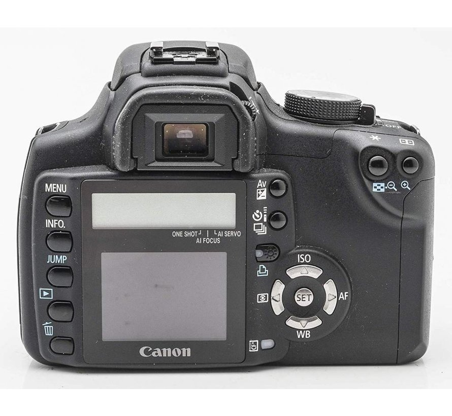 Canon EOS 350D SLR digital camera (8 megapixels) housing only