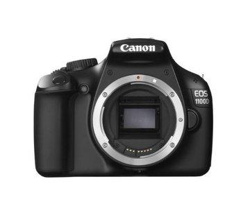 Canon Cámara digital EOS 1100D SLR de Canon (12 megapíxeles, pantalla de 6,9 cm (2,7 pulgadas), compatible con HD, visualización en vivo)