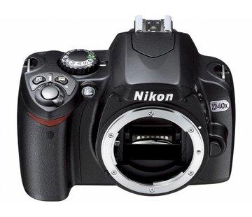 Nikon Nikon D40x SLR-Digitalkamera (10 Megapixel) casing only