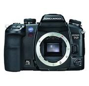 Konica Minolta Konica Minolta Dynax 7D SLR-Digitalkamera (6 Megapixel) nur Gehäuse