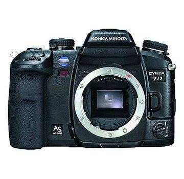 Konica Minolta Konica Minolta Dynax 7D SLR digital camera (6 megapixels) casing only
