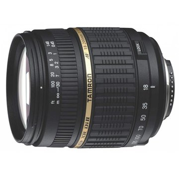 Tamron Tamron AF 18-200mm F / 3.5-6.3 XR Di II LD Aspherical (IF) Macro digital lens (62mm filter thread) for Nikon
