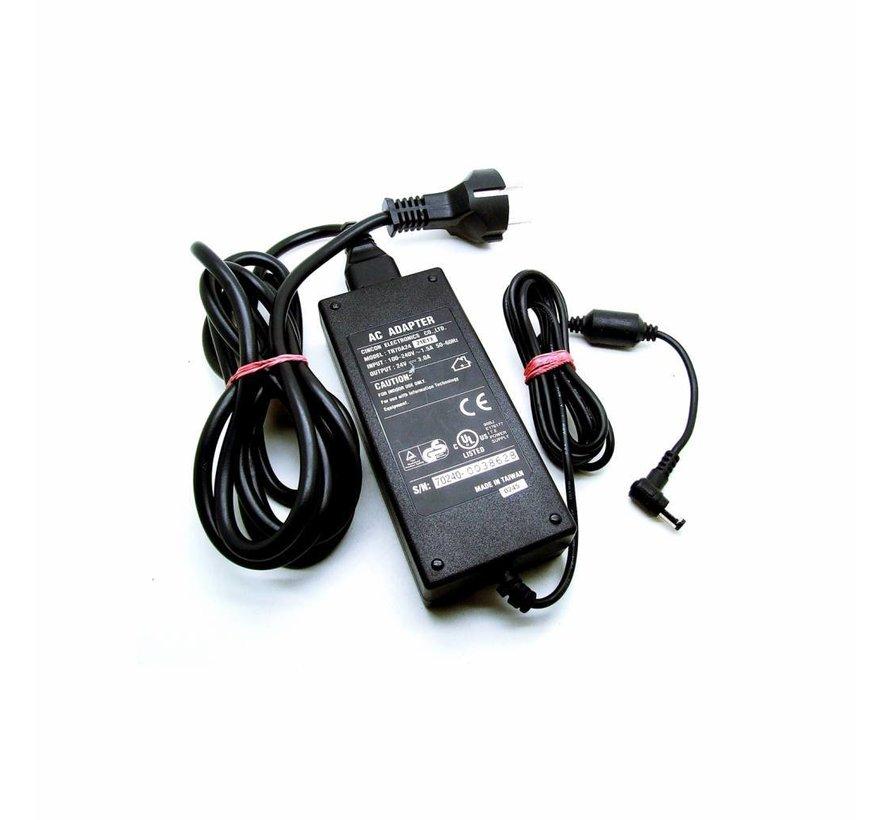Ersatz Netzteil für Dymo LabelWriter 400 Turbo / Twin Turbo Cincon 24V 3A