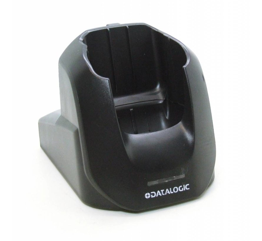 Datalogic DL-Memor Single Cradle W AUX Slot Charging Station for Barcode Scanners