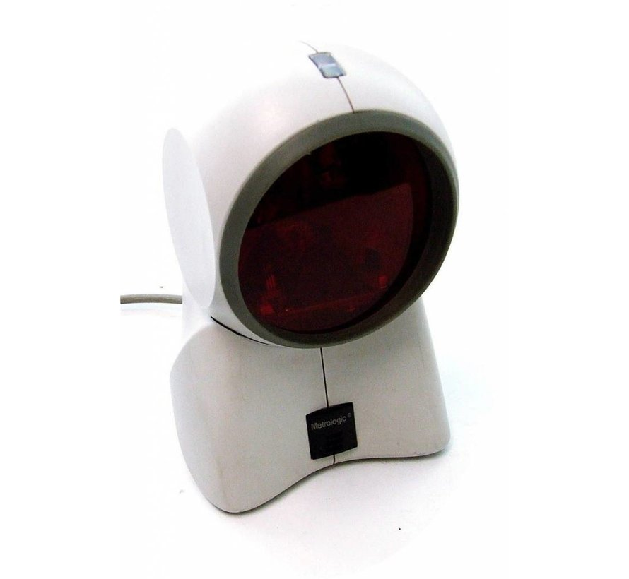 Metrologic MS7120 Orbit Wedge Barcodescanne Laser Scanner