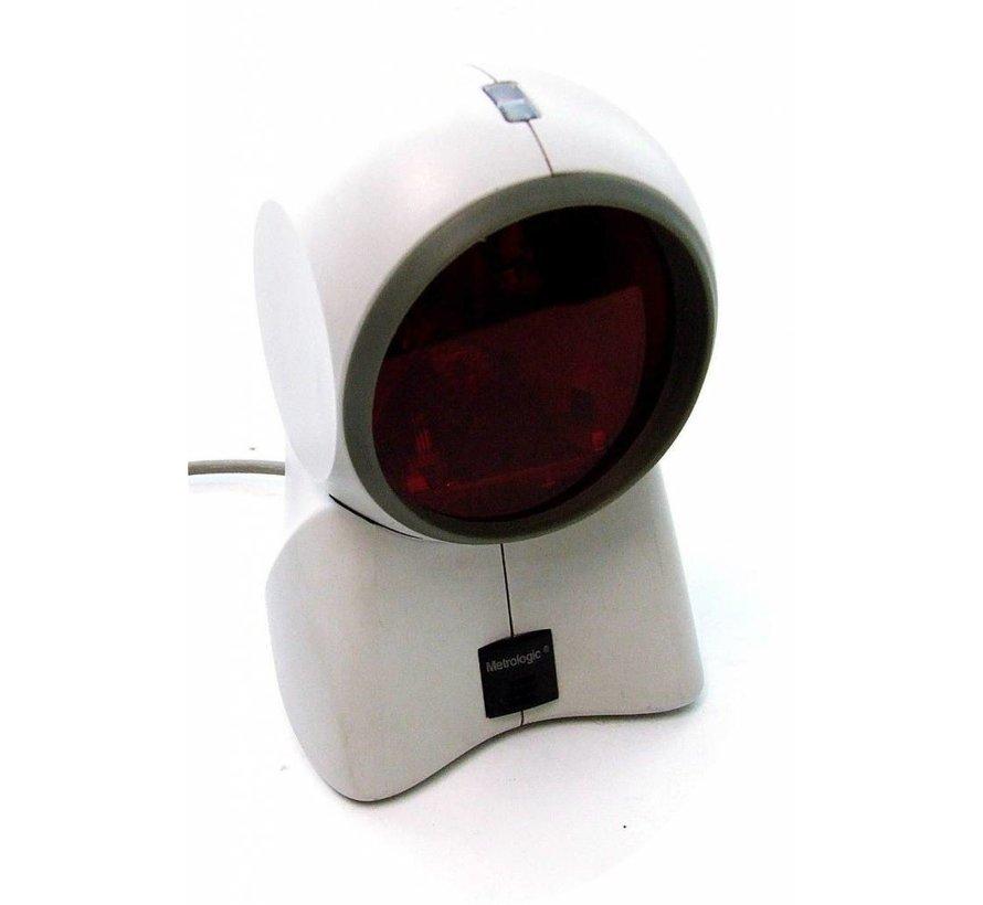 Metrologic MS7120 Orbit Wedge Scanner Barcode Scanner Escáner láser