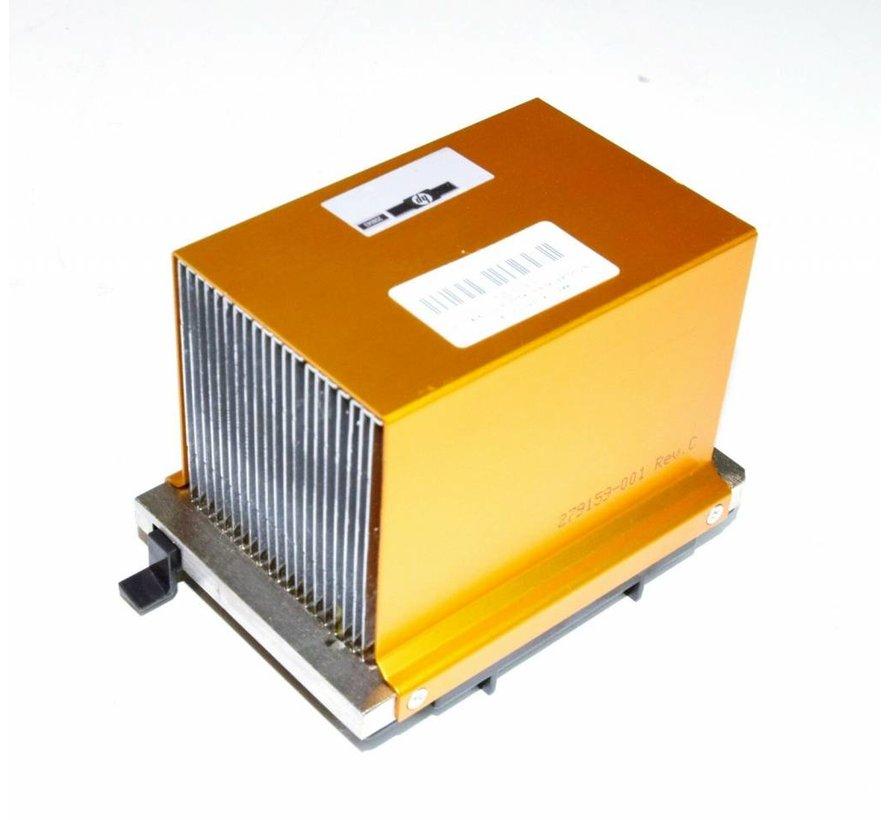 HP Proliant DL380 ML350 G3 ML370 Servidor FoxConn Disipador de calor de la CPU 279159-001