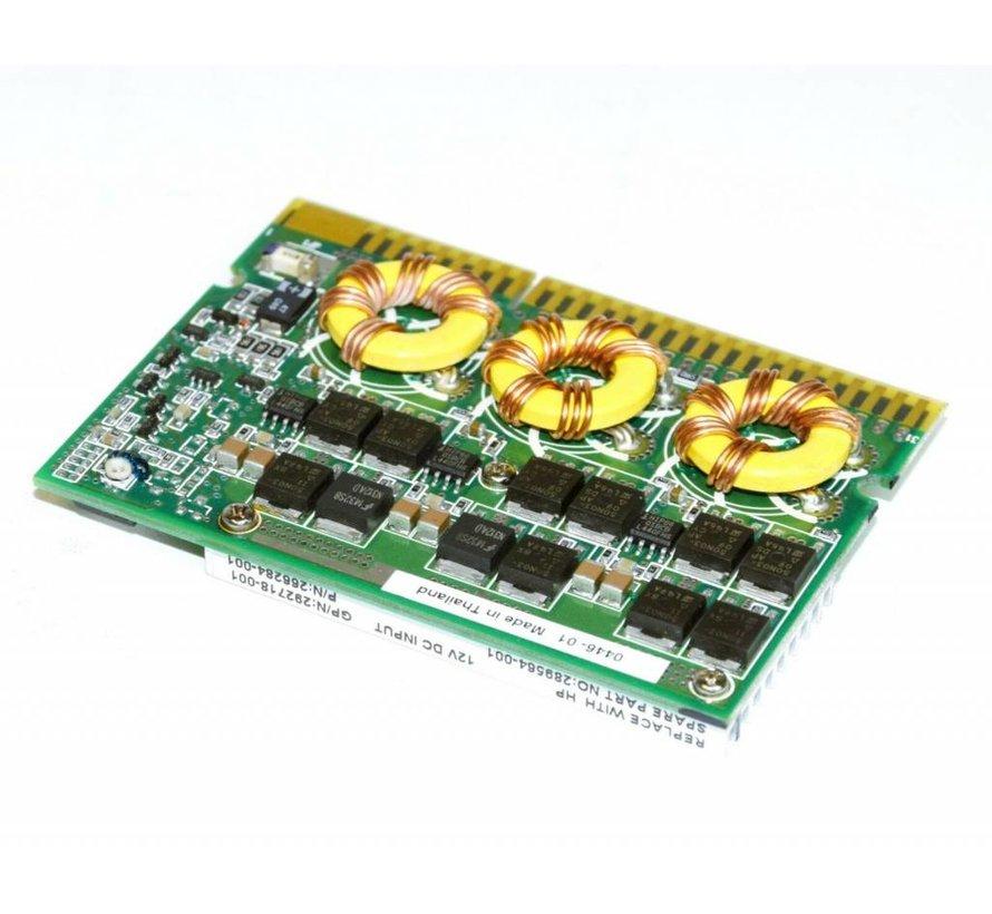 HP 289564-001 Regulador de voltaje VRM Regulador de voltaje del módulo f. ProLiant