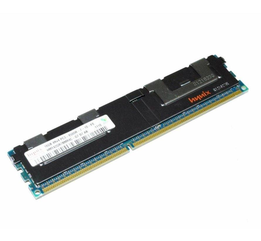 Hynix 16 GB de memoria DDR3 RAM 4Rx4 PC3-8500R Servidor HMT42GR7BMR4C