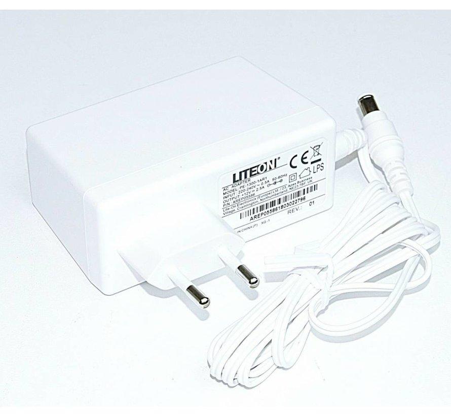 Fuente de alimentación LiteOn original 12V 2.5A PE-1300-1AR1