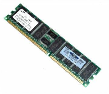HP HP SAMSUNG 512MB PC2100R-25331-Z Ram M312L6420ETS-CB0Q0 266 mhz CL2.5 ECC