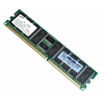 HP HP SAMSUNG 512MB PC2100R-25331-Z Ram M312L6420ETS-CB0Q0 266mhz CL2.5 ECC