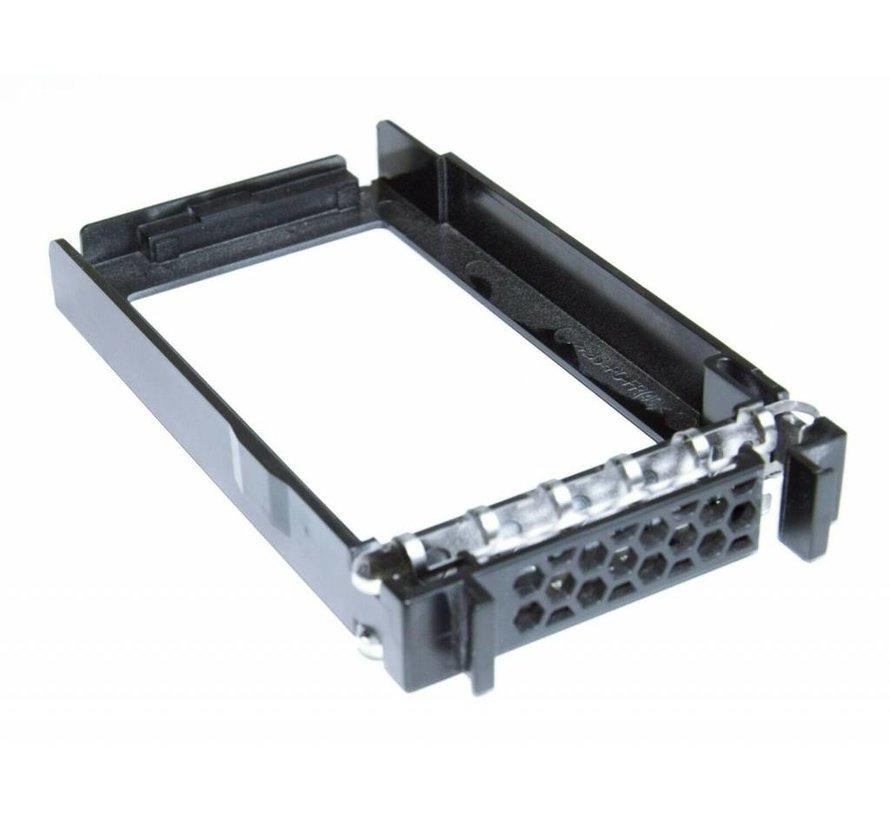 "Fujitsu 2.5"" SAS / SATA HDD Blank Filler Caddy Primergy S5 S6 S7 A3C40101976"
