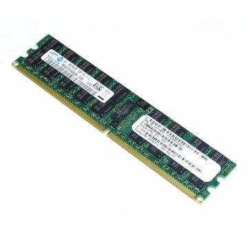 Samsung Samsung 4GB Ram M393T5160QZA-CE6 DDR2 2Rx4 PC2 5300P Arbeitsspeicher Server