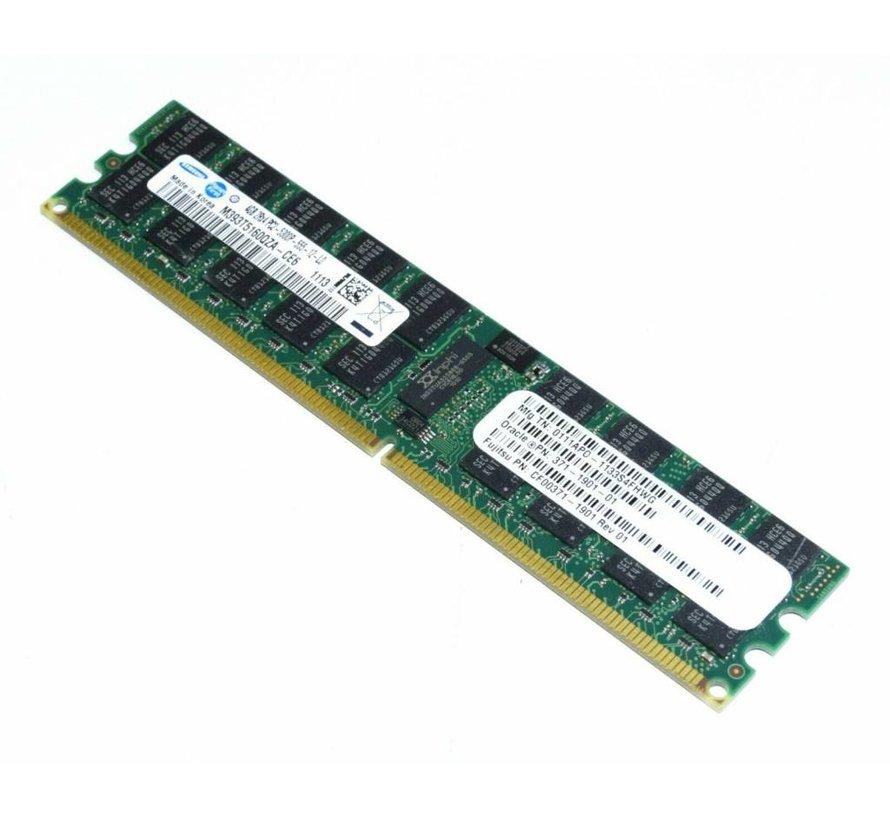 Samsung 4GB Ram M393T5160QZA-CE6 DDR2 2Rx4 PC2 5300P Arbeitsspeicher Server