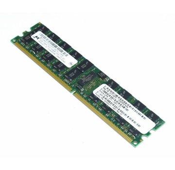 MICRON 4GB 2Rx4 PC2-5300P Servidor ECC DDR2 RAM MT36HTF51272PY-667G1