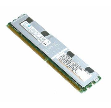 Samsung Samsung 4GB 2Rx4 PC2-5300F Server Arbeitsspeicher DDR2 RAM M395T5160QZ4-CE66