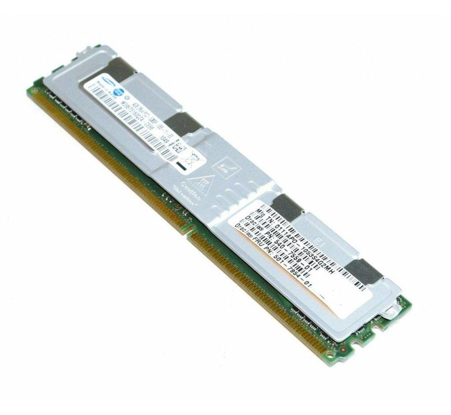 Samsung 4GB 2Rx4 PC2-5300F Server Memory DDR2 RAM M395T5160QZ4-CE66