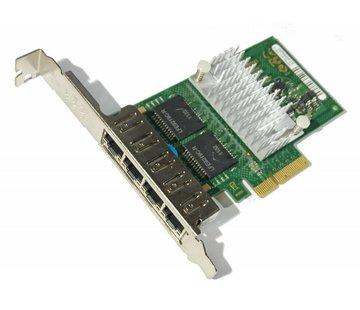 Fujitsu Tarjeta de red Fujitsu Primergy Quad Port PCIe x4 Gigabit D2745-A11 GS3
