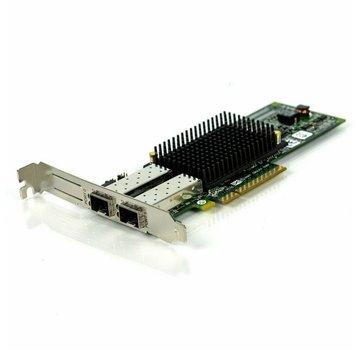 Fujitsu Fujitsu / Emulex LPE12002 8GB Puerto doble FC HBA 2x 8GB Gbps Adaptador de perfil bajo