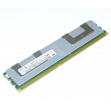 Samsung Samsung 16GB 4Rx4 PC3-8500R DIMM 4Rx4 DDR3 1066MHz Server Ram M393B2K70CM0-CF8