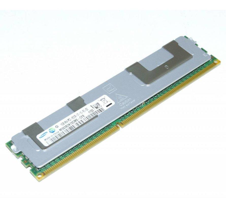 Samsung 16GB 4Rx4 PC3-8500R DIMM 4Rx4 DDR3 1066MHz Servidor Ram M393B2K70CM0-CF8