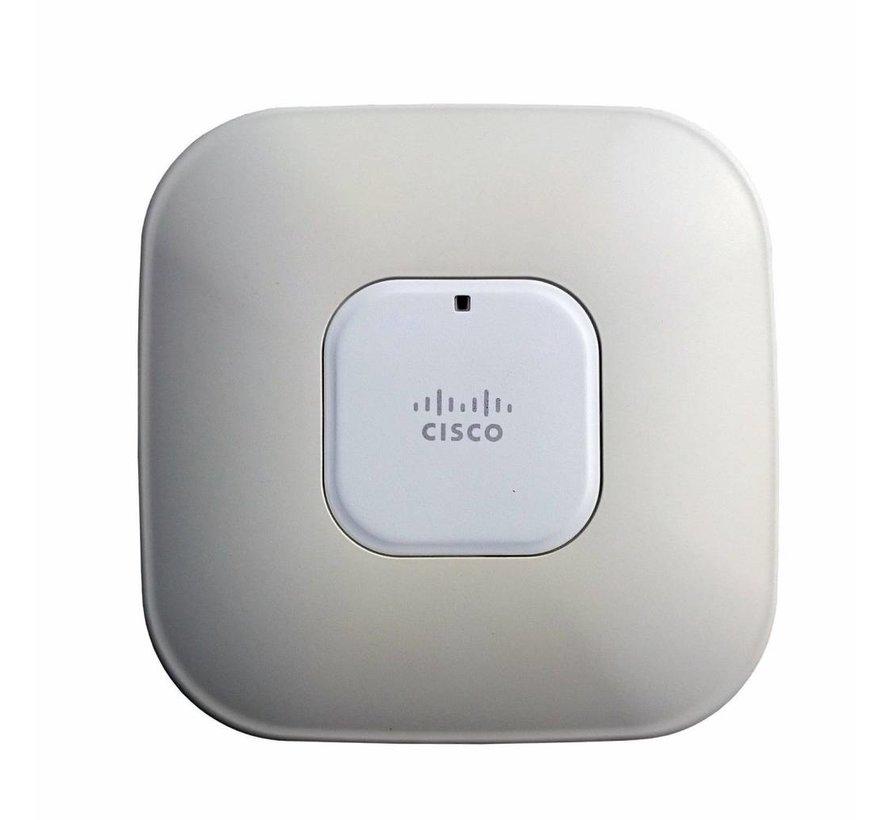 Cisco Aironet 1142N punto de acceso de doble banda AIR-LAP1142N-E-K9 con montaje en pared