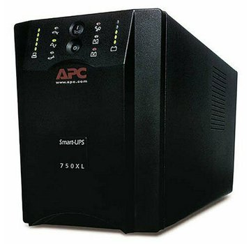APC APC Smart-UPS 750VA XL USB backup power UPS 600 watts - 750 VA