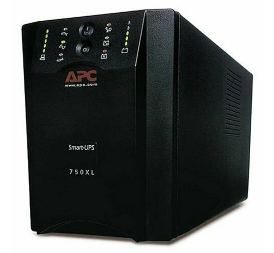APC SUA24XLBP Battery Pack UPS 816 Vah f. Uninterruptible emergency power supply
