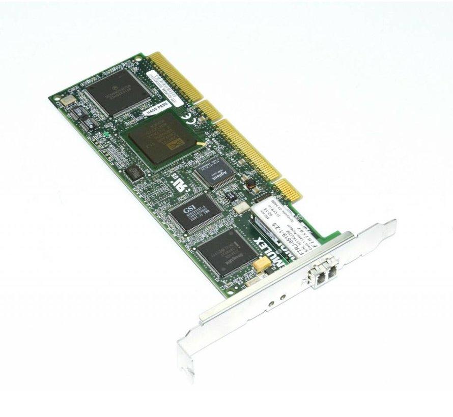 Emulex FCA-2101 FC1020034-02E Tarjeta de red PCI 64 1Gbps HP 250176-001