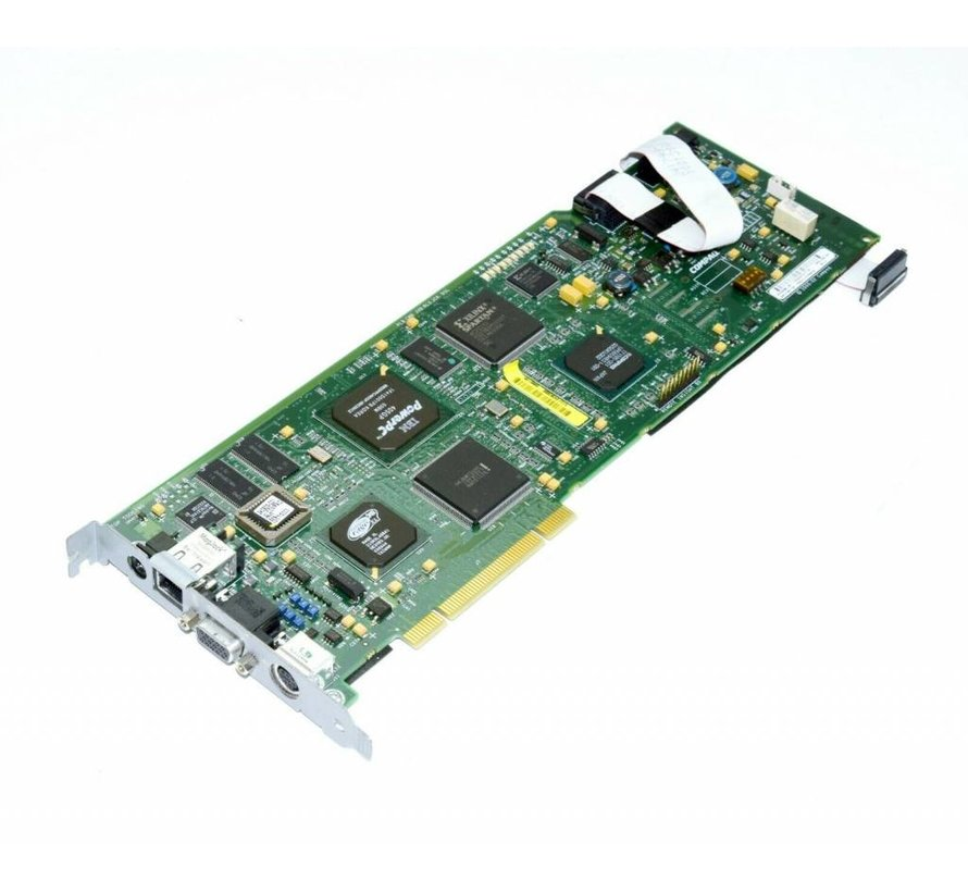 HP 237496-001 Tarjeta de video y tarjeta de video con salida de luz remota y luces apagadas