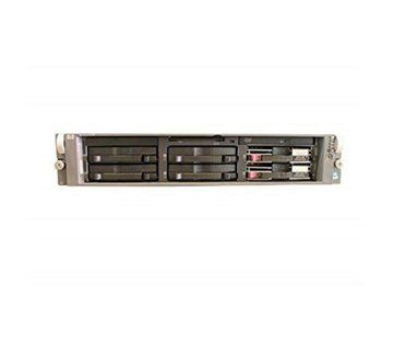 HP Servidor HP ProLiant DL380 G3 2 x CD-ROM Intel Xeon SL6WA 2.8GHz 6x 512MB Ram