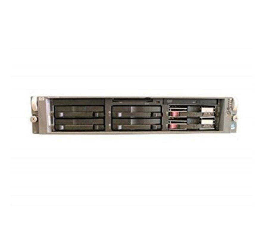 HP ProLiant DL380 G3 Server 2 x Intel Xeon SL6WA 2.8GHz CD-ROM 6x 512MB Ram