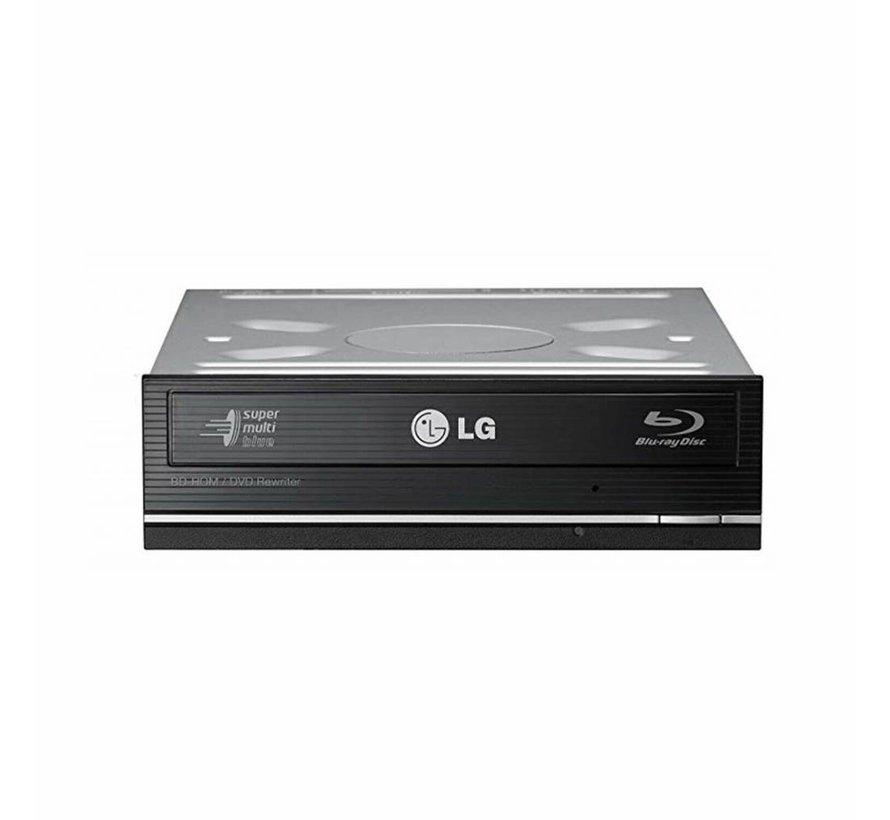 Unidad combinada de grabación de DVD LG Blu-Ray Rom CH10LS28 SATA Blu Ray